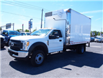 2017 F-450 Regular Cab DRW, Morgan Refrigerated Body #258056 - photo 1