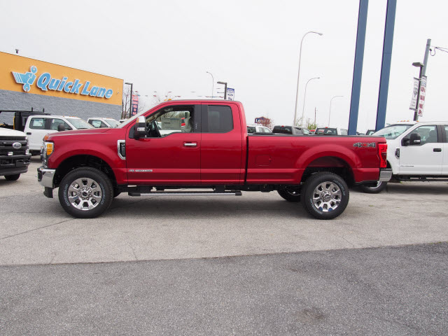 2017 F-250 Super Cab 4x4 Pickup #258709 - photo 5