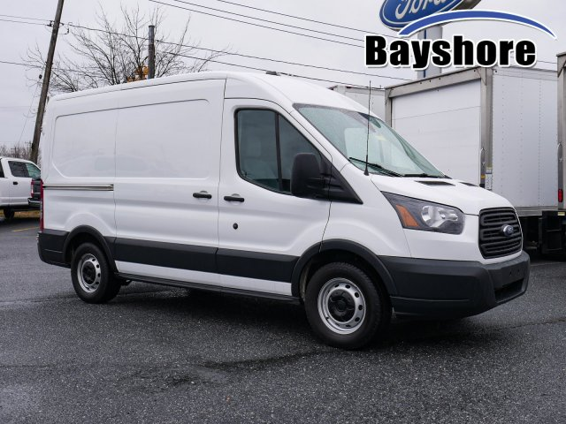 2017 Transit 150 Med Roof 4x2, Upfitted Cargo Van #259277 - photo 1