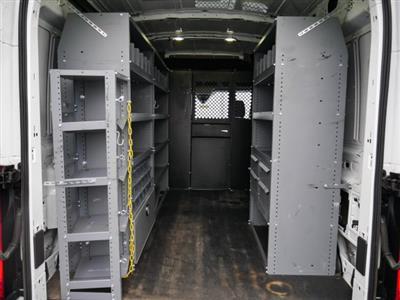 2017 Transit 150 Med Roof 4x2, Upfitted Cargo Van #259277 - photo 2