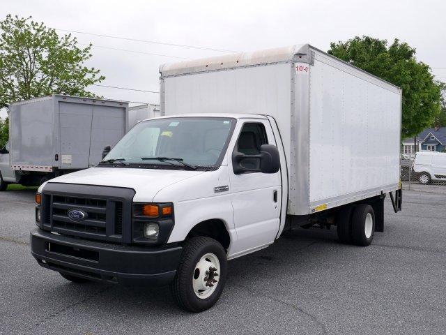 2017 E-350 4x2, Cutaway Van #260521 - photo 4