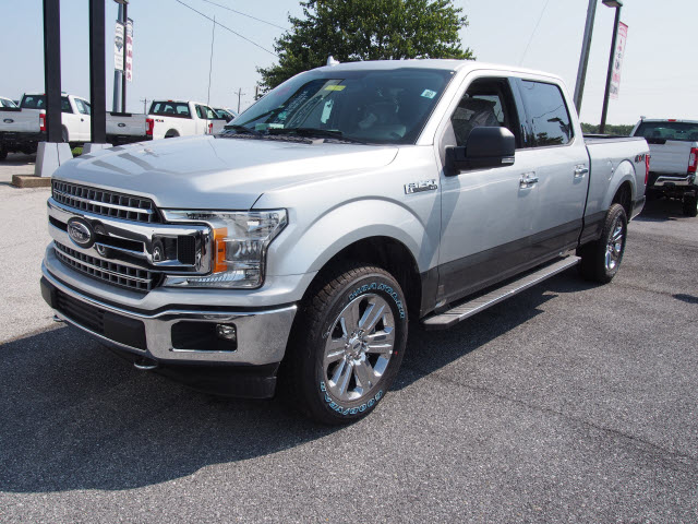 2018 F-150 Crew Cab 4x4 Pickup #262052 - photo 4