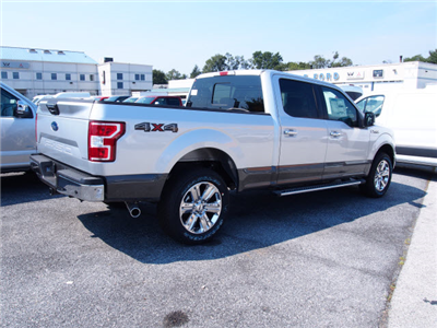 2018 F-150 Crew Cab 4x4 Pickup #262052 - photo 2