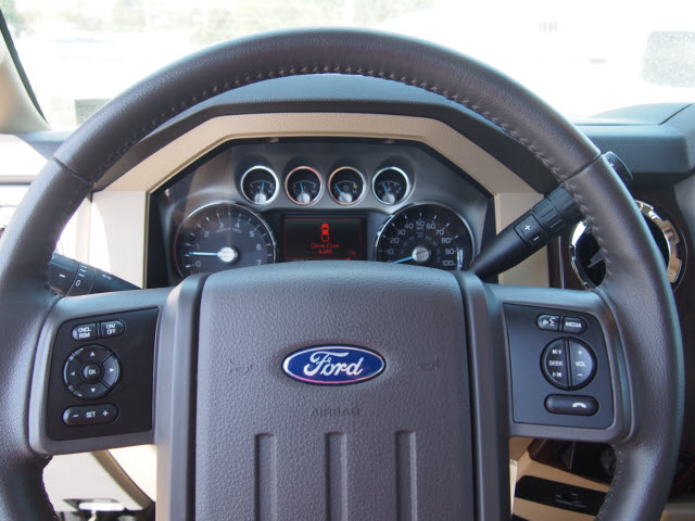 2015 F-250 Super Cab 4x4 Pickup #262188 - photo 22