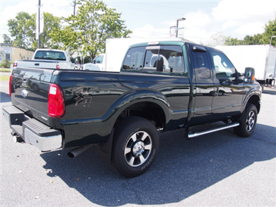 2015 F-250 Super Cab 4x4 Pickup #262188 - photo 2
