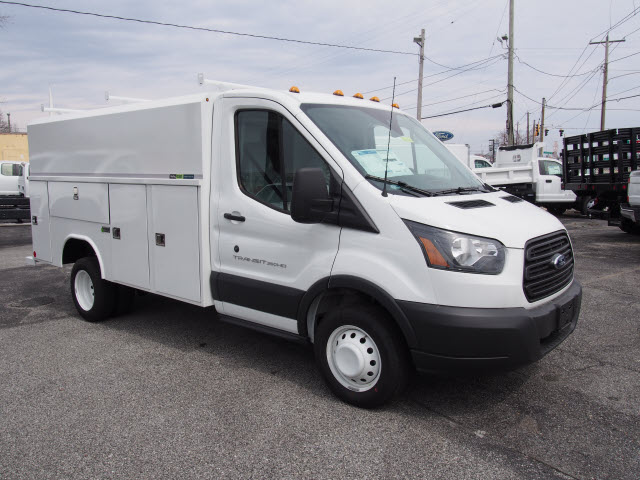 2017 Transit 350 HD DRW, Reading Service Utility Van #262267 - photo 3