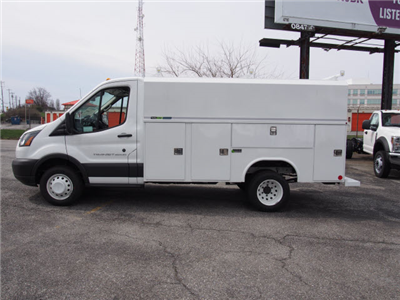 2017 Transit 350 HD DRW, Reading Aluminum CSV Service Utility Van #262267 - photo 5