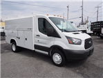 2017 Transit 350 HD DRW, Reading Aluminum CSV Service Utility Van #262267 - photo 3