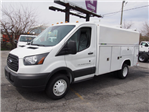 2017 Transit 350 HD DRW, Reading Service Utility Van #262267 - photo 1