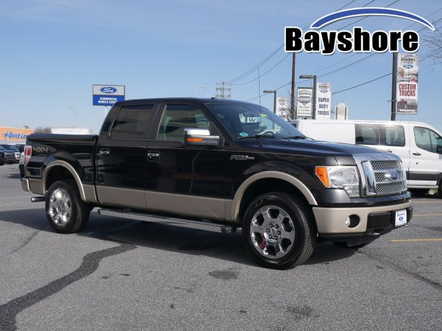2010 F-150 Super Cab 4x4, Pickup #262484 - photo 1