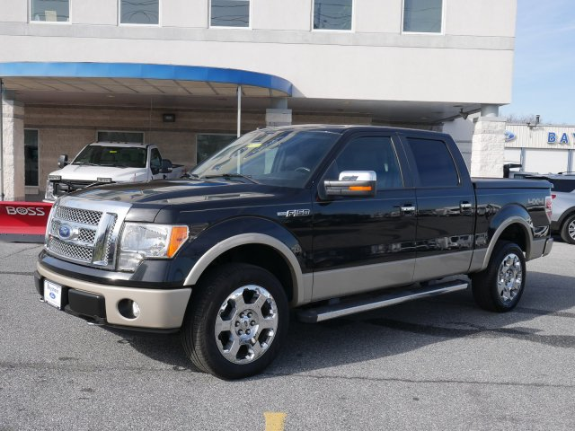 2010 F-150 Super Cab 4x4, Pickup #262484 - photo 4