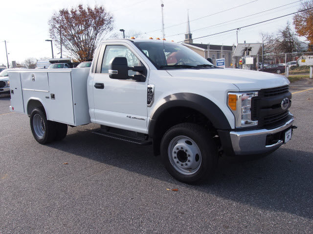 2017 F-450 Regular Cab DRW, Reading Service Body #262639 - photo 3