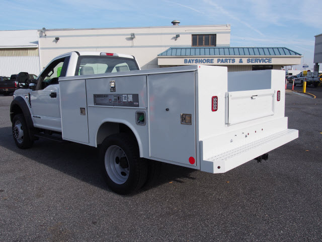 2017 F-450 Regular Cab DRW, Reading Service Body #262639 - photo 2