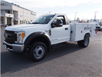 2017 F-450 Regular Cab DRW, Reading Service Body #262639 - photo 1
