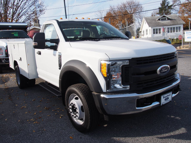 2017 F-450 Regular Cab DRW, Reading Service Body #262640 - photo 3