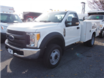 2017 F-450 Regular Cab DRW, Reading Service Body #262640 - photo 1