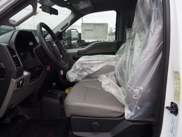 2017 F-550 Regular Cab DRW 4x4, Rugby Dump Body #263664 - photo 12