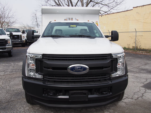 2017 F-550 Regular Cab DRW 4x4, Rugby Dump Body #263745 - photo 4