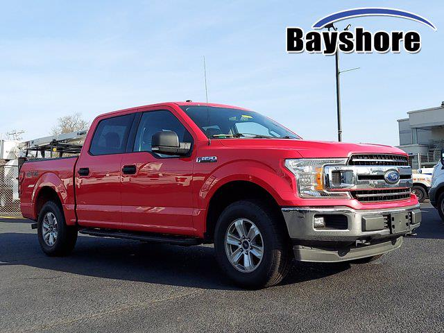 2018 Ford F-150 SuperCrew Cab 4x4, Pickup #263748 - photo 1