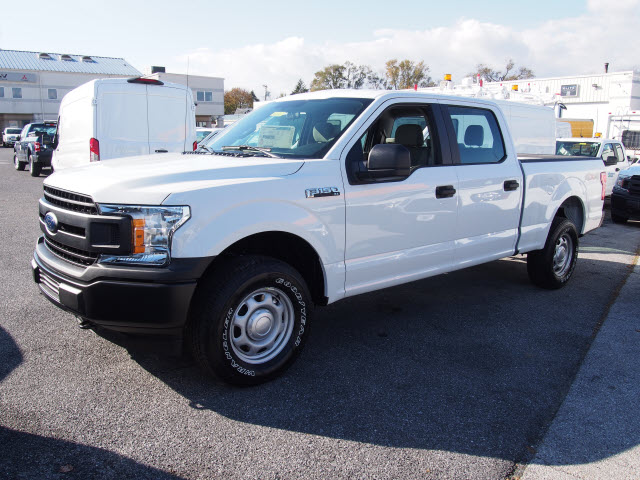 2018 F-150 SuperCrew Cab 4x4, Pickup #263867 - photo 1