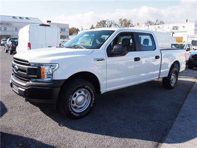 2018 F-150 Crew Cab 4x4 Pickup #263867 - photo 1