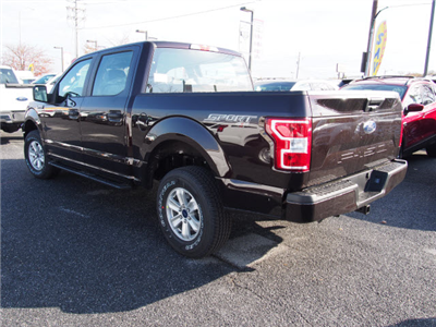 2018 F-150 Crew Cab 4x4, Pickup #264141 - photo 2