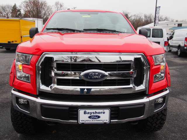 2017 F-150 Crew Cab 4x4 Pickup #264162 - photo 3