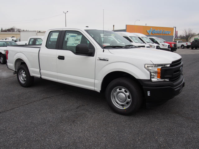 2018 F-150 Super Cab 4x2,  Pickup #264519 - photo 3
