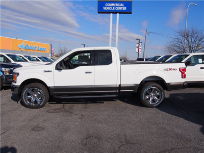2018 F-150 Super Cab 4x4, Pickup #264792 - photo 5