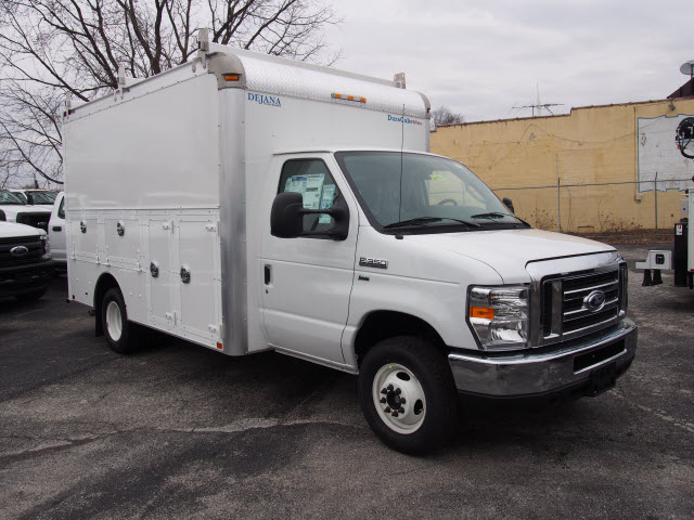 2017 E-350, Dejana Truck & Utility Equipment Service Utility Van #264970 - photo 3