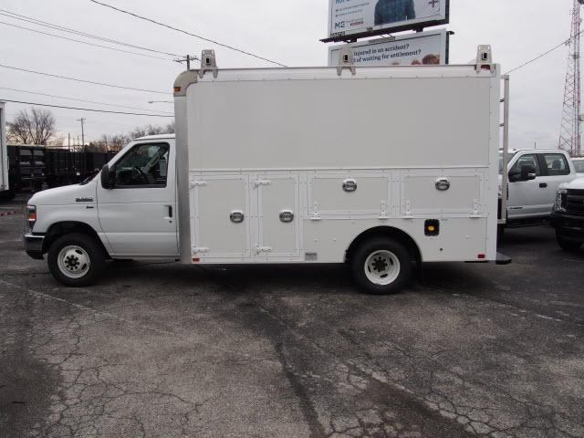 2017 E-350, Dejana Truck & Utility Equipment Service Utility Van #264970 - photo 5