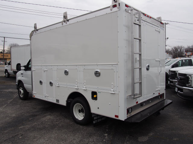 2017 E-350, Dejana Truck & Utility Equipment Service Utility Van #264970 - photo 2