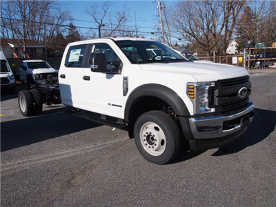 2018 F-550 Crew Cab DRW 4x4 Cab Chassis #264986 - photo 3