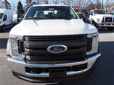 2018 F-550 Crew Cab DRW 4x4 Cab Chassis #264986 - photo 4