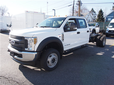 2018 F-550 Crew Cab DRW 4x4 Cab Chassis #264986 - photo 1
