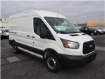 2018 Transit 150 Med Roof 4x2,  Empty Cargo Van #265009 - photo 3