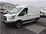 2018 Transit 150 Med Roof 4x2,  Empty Cargo Van #265009 - photo 1