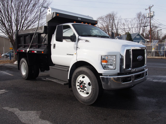 2018 F-750 Regular Cab DRW Dump Body #265040 - photo 3
