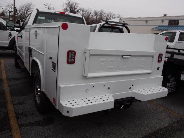 2017 F-250 Regular Cab 4x4, Reading Service Body #265048 - photo 2