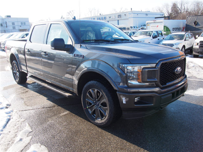 2018 F-150 Crew Cab 4x4, Pickup #265154 - photo 3