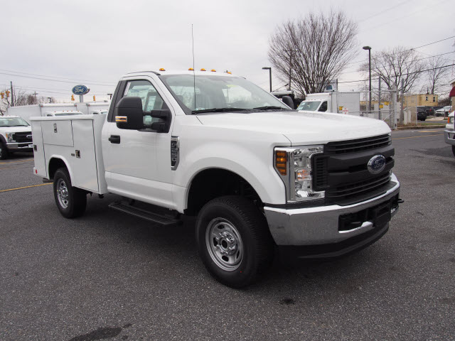 2018 F-250 Regular Cab 4x4,  Reading Service Body #265250 - photo 4
