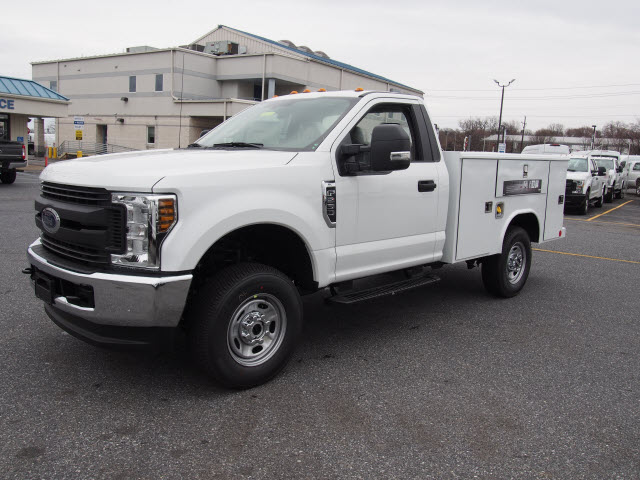 2018 F-250 Regular Cab 4x4,  Reading Classic II Steel Service Body #265250 - photo 1