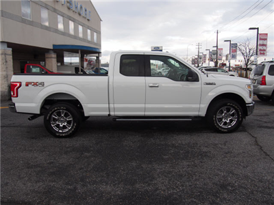 2015 F-150 Super Cab 4x4, Pickup #265291 - photo 5