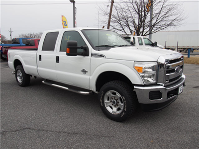 2016 F-250 Crew Cab 4x4, Pickup #265292 - photo 1