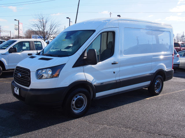 2017 Transit 150 Medium Roof, Cargo Van #265469 - photo 4