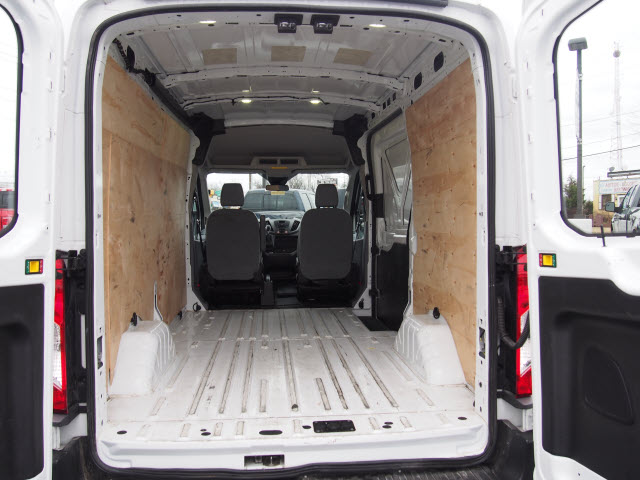 2017 Transit 150 Medium Roof, Cargo Van #265470 - photo 9