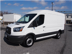 2017 Transit 150 Medium Roof, Cargo Van #265495 - photo 1