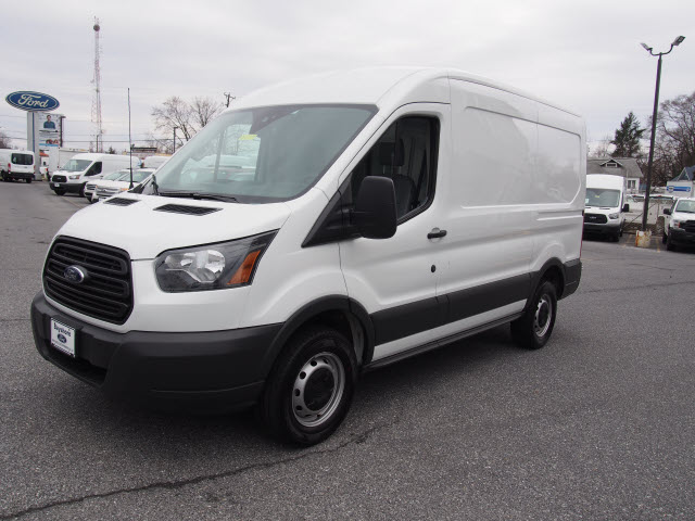 2017 Transit 250 Medium Roof, Cargo Van #265498 - photo 4