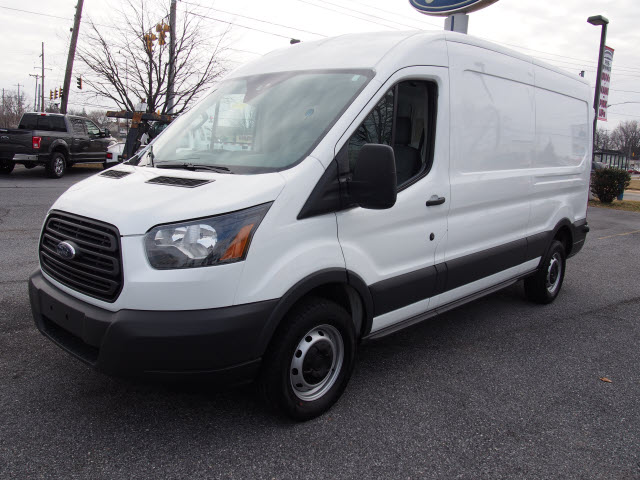 2017 Transit 250 Medium Roof, Cargo Van #265502 - photo 5