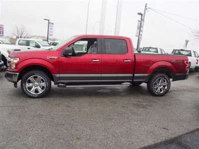 2018 F-150 SuperCrew Cab 4x4, Pickup #266150 - photo 5